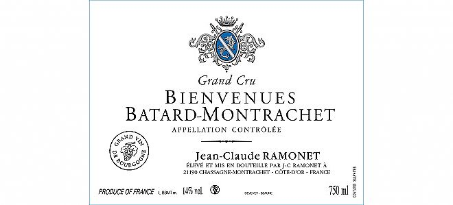 Bienvenue-Bâtard-Montrachet – Grand Cru 2017