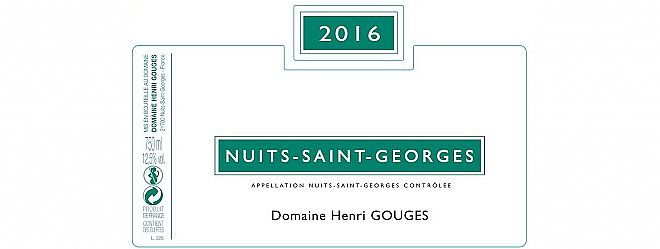 Nuits-St-Georges 2016