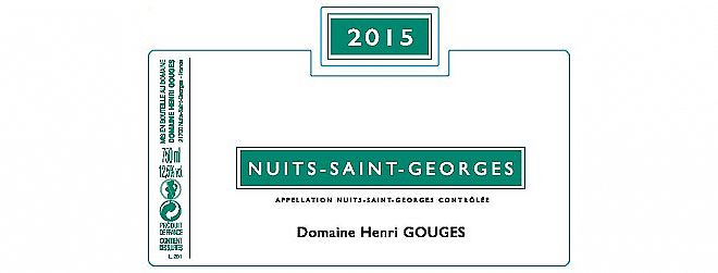 Nuits-St-Georges 2015