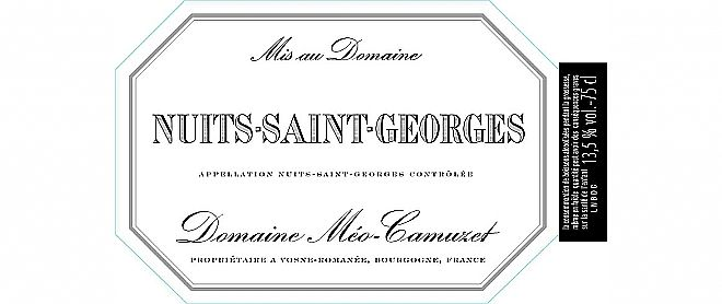 Nuits-St-Georges 2013
