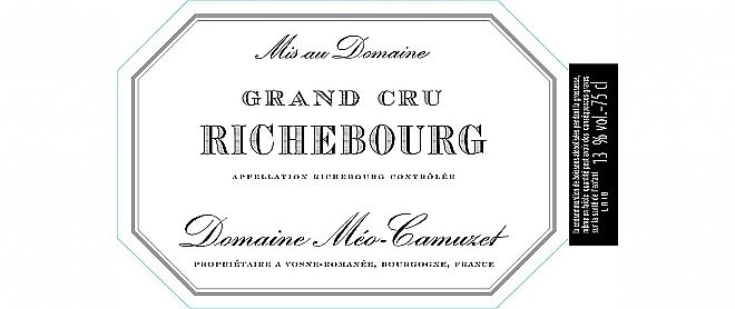 Richebourg - Grand Cru 2014